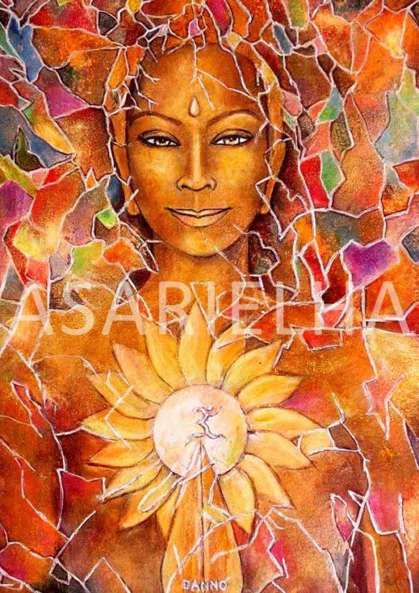 Deesse-Bouddha Bodhisattva