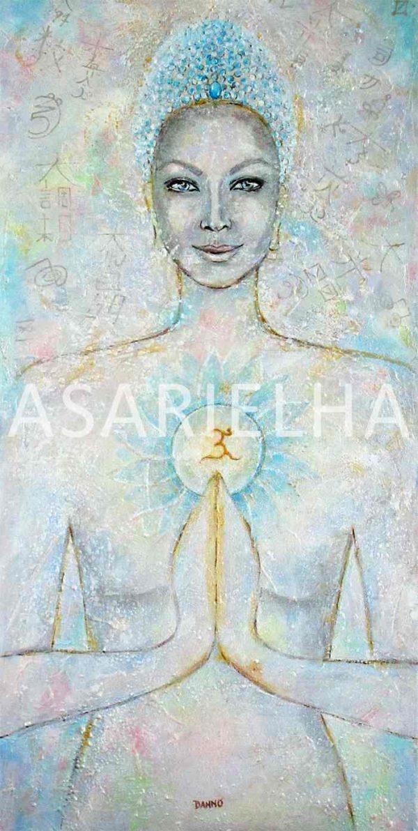 Deesse-Bouddha Amour Universel