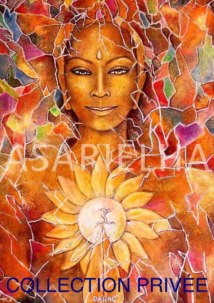 Déesse-Bouddha Bodhisattva - Collection Privée