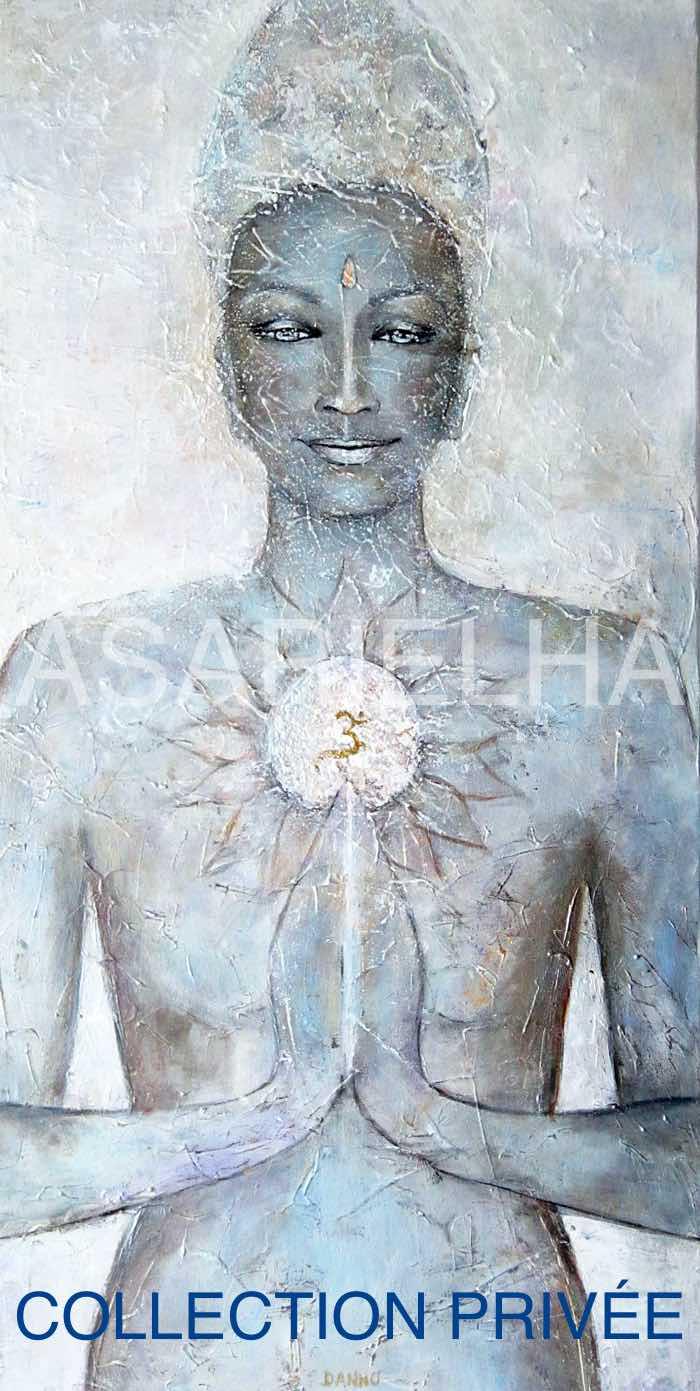 Déesse-Bouddha Sagesse - Collection privée